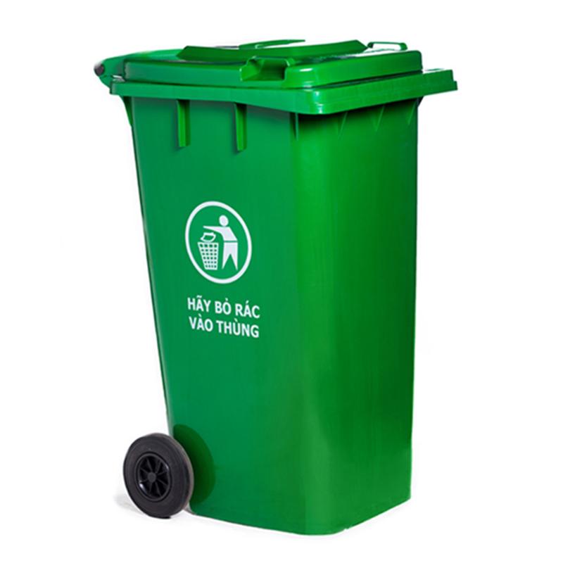 sản phẩm thùng rác HDPE